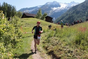 Trail running - Marathon